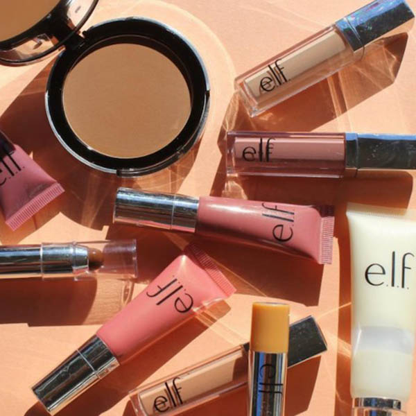 ELF COSMETICS - Thankfully I was already using Elf before going cruelty-free, so that made for an easy transition. Elf products are also super cheap, and good quality.