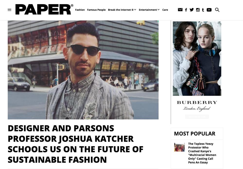 PAPER, Sept 2016