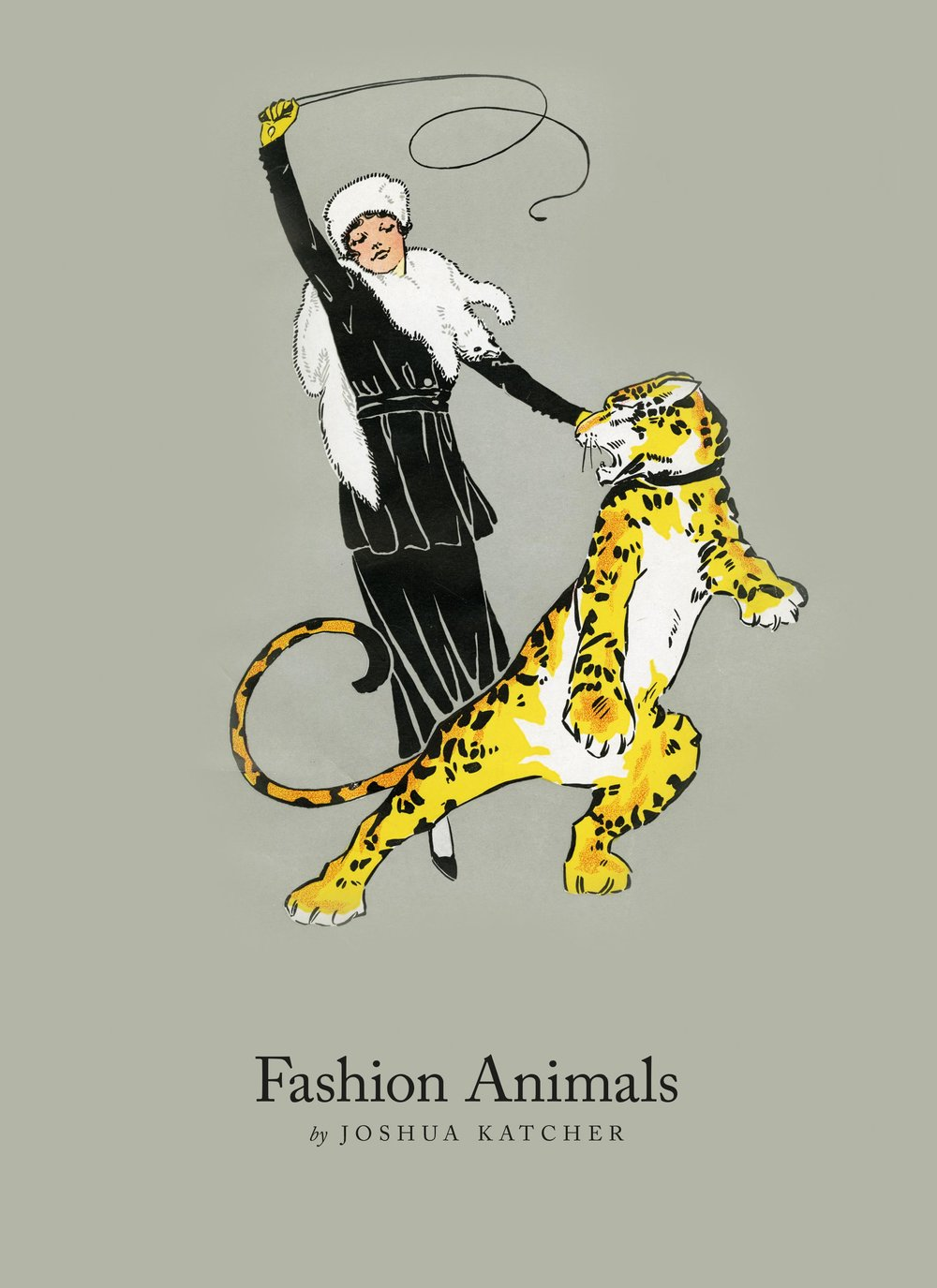 Cover art courtesy of Fashion Institute of Technology | SUNY FIT Library Special Collections and College Archive. Albrecht Furs catalog, 1918