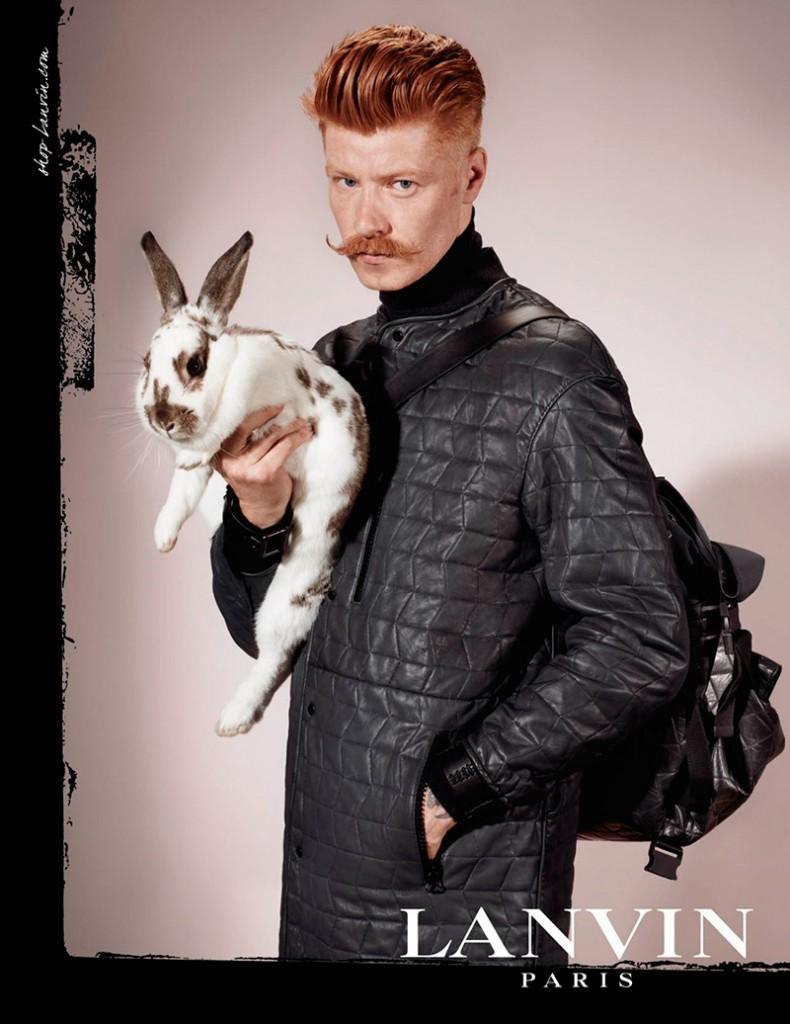 Lanvin-FW13-Francois_rabbit