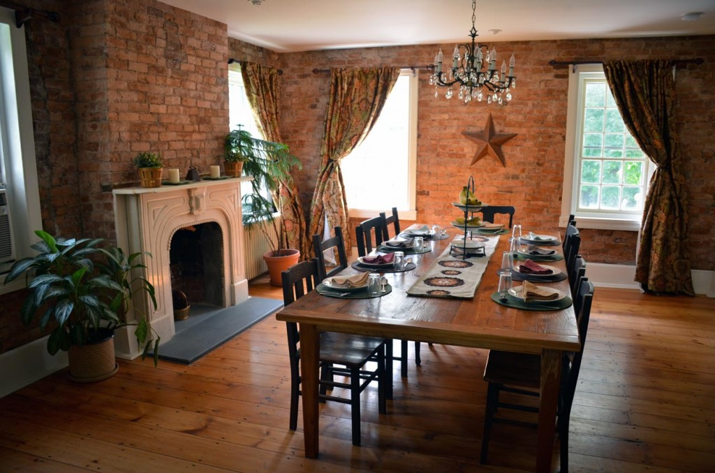 The Homestead - Dining Room