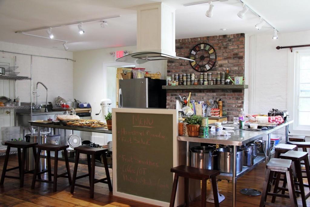The Homestead - Teaching Kitchen