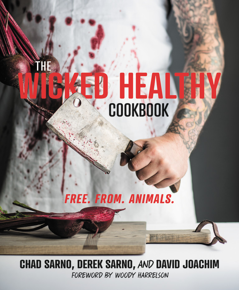 Wicked Healthy Cookbook -