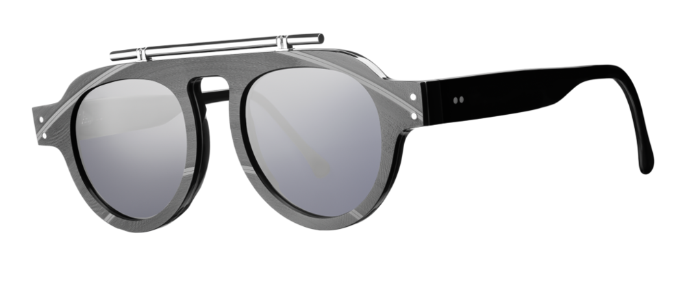 loud frames - Recycled vinyl record sunglasses.Vinylize. $600