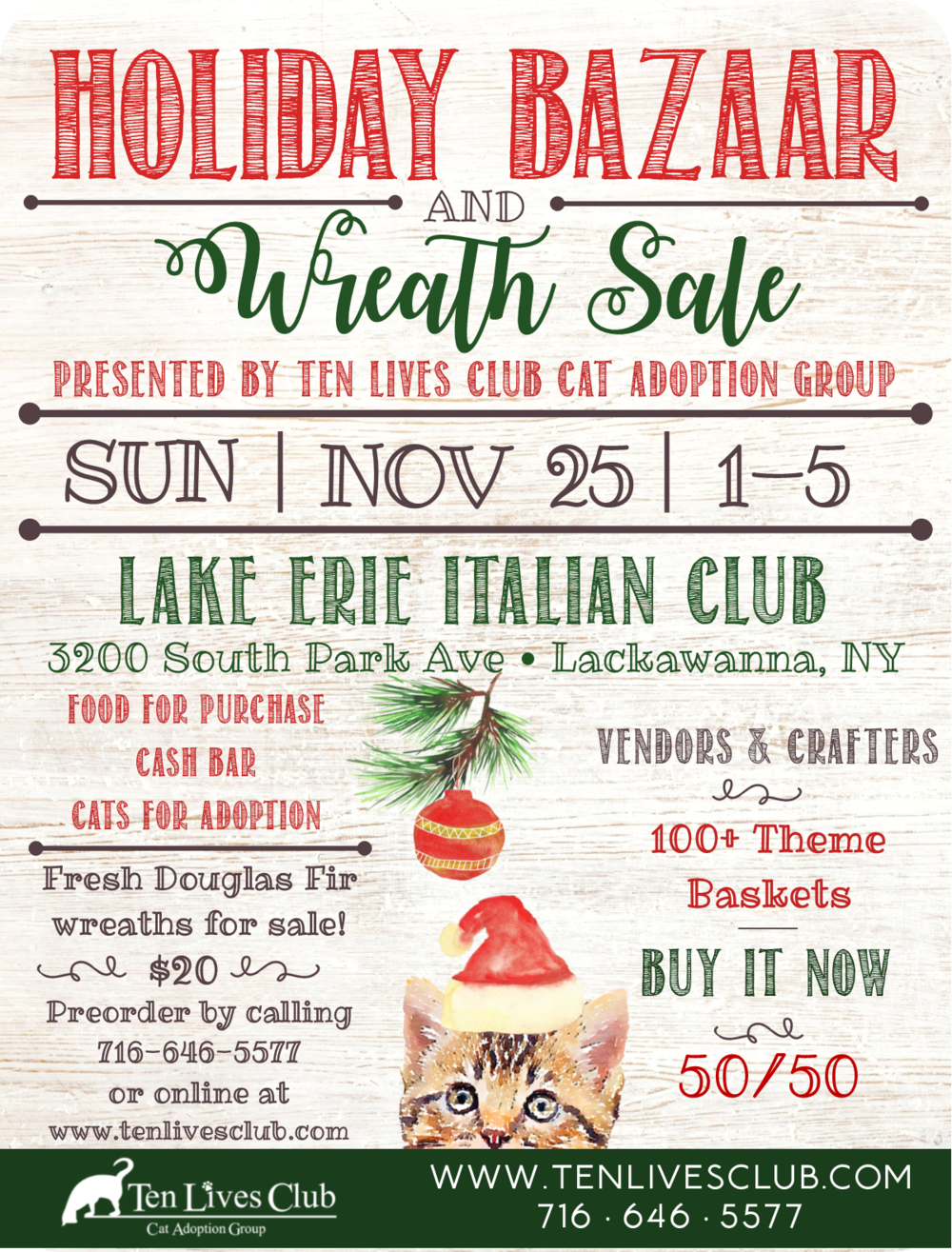 holiday bazaar flyerpng