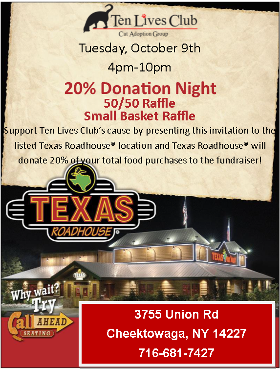 Please present this flyer to your server when seated for your meal!
