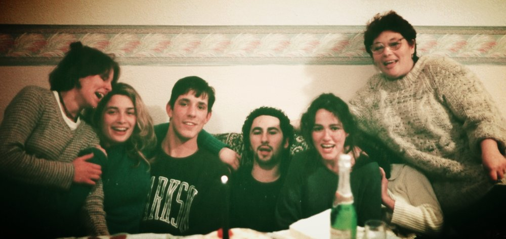 Adopted Spanish Family (Sevilla, Spain)