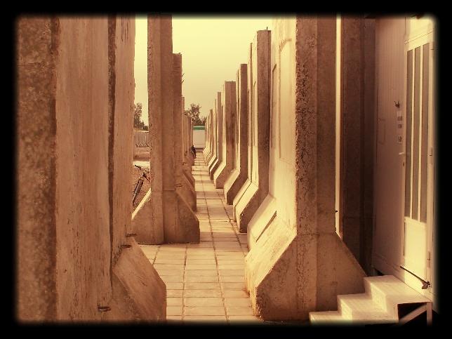 Living Quarters (Camp Slayer, Baghdad)