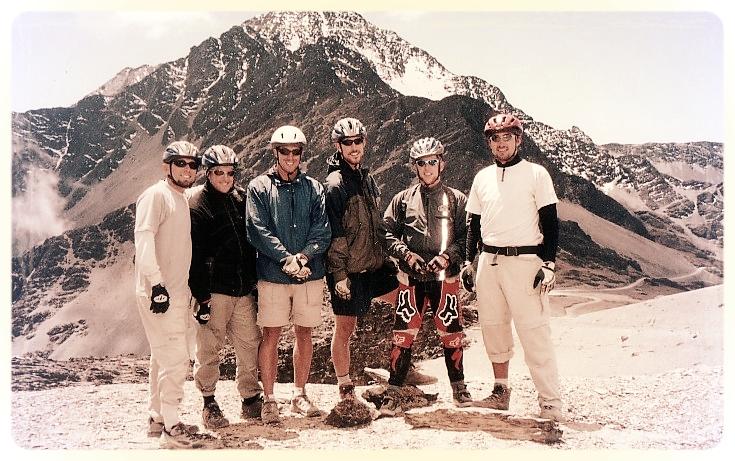 Mountain Bike Bolivia
