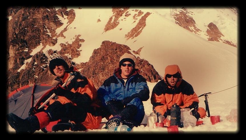 Mt. Illimani (Bolivia)