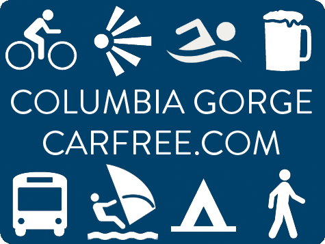 Columbia Gorge Car-free