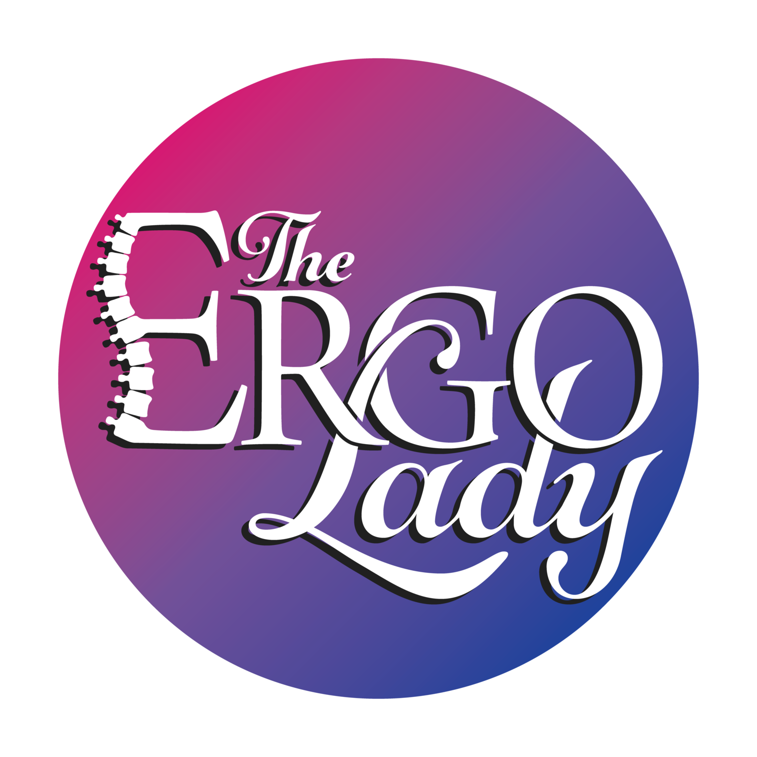 The Ergo Lady
