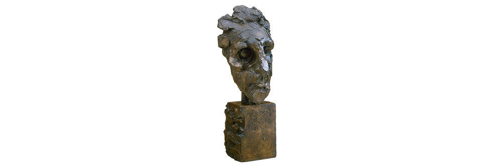 2.Portrait Head of Marcel Duchamp