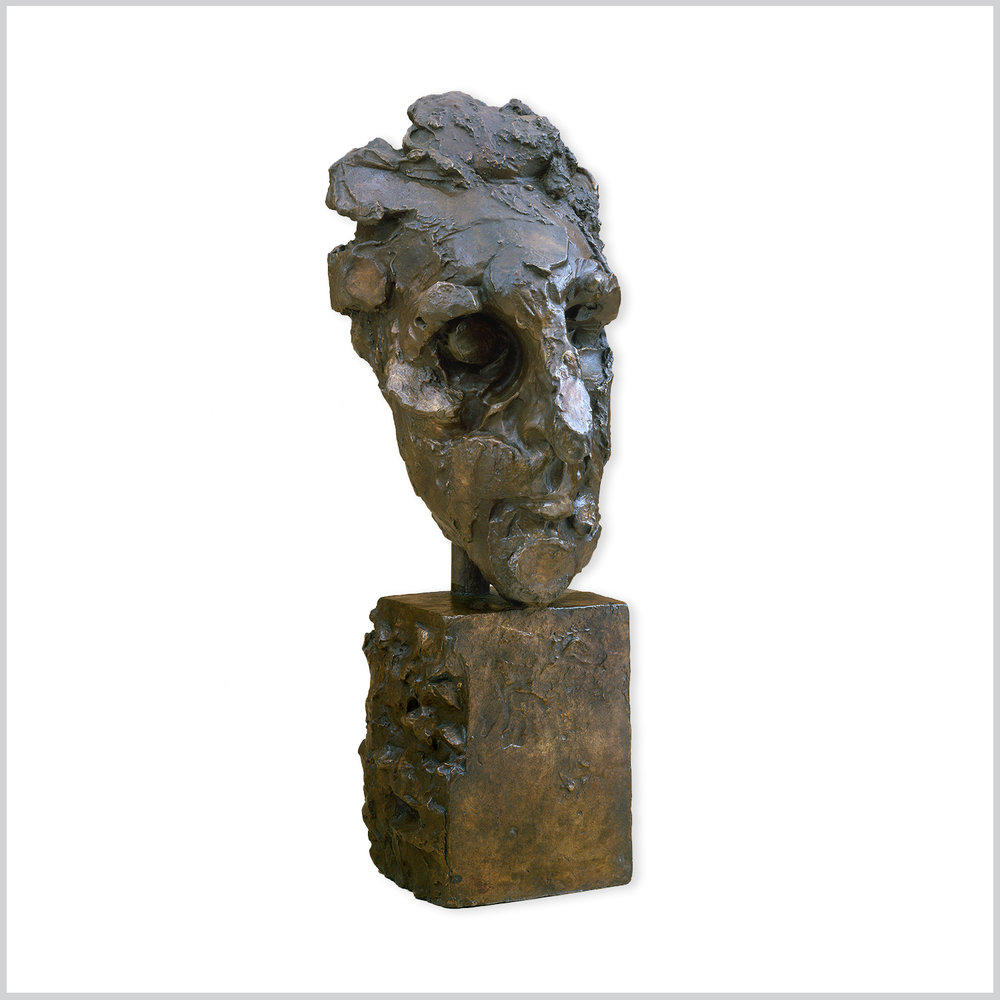 Portrait Head of Marcel Duchamp