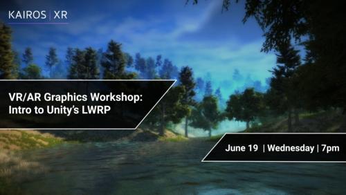 Workshops & Events — KairosXR