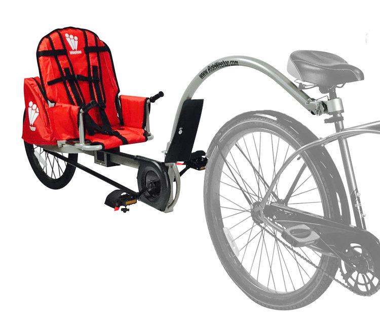 Weehoo® Weehoo TURBO™ Bike Trailer & Trailer Bike