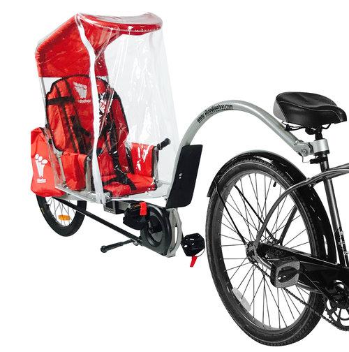 Weehoo Kid Bike Trailers   Trailer Bikes   Bicycle Trailers