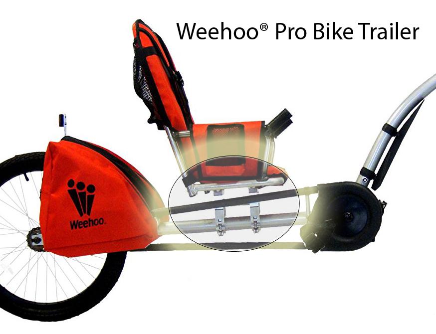 Weehoo® Pro Trailer Bike