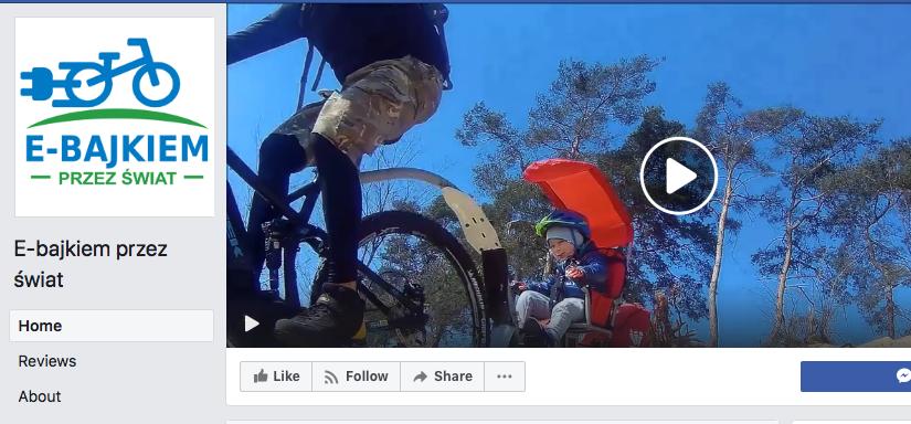 Mountain biking with Weehoo bike trailer and trailer bike
