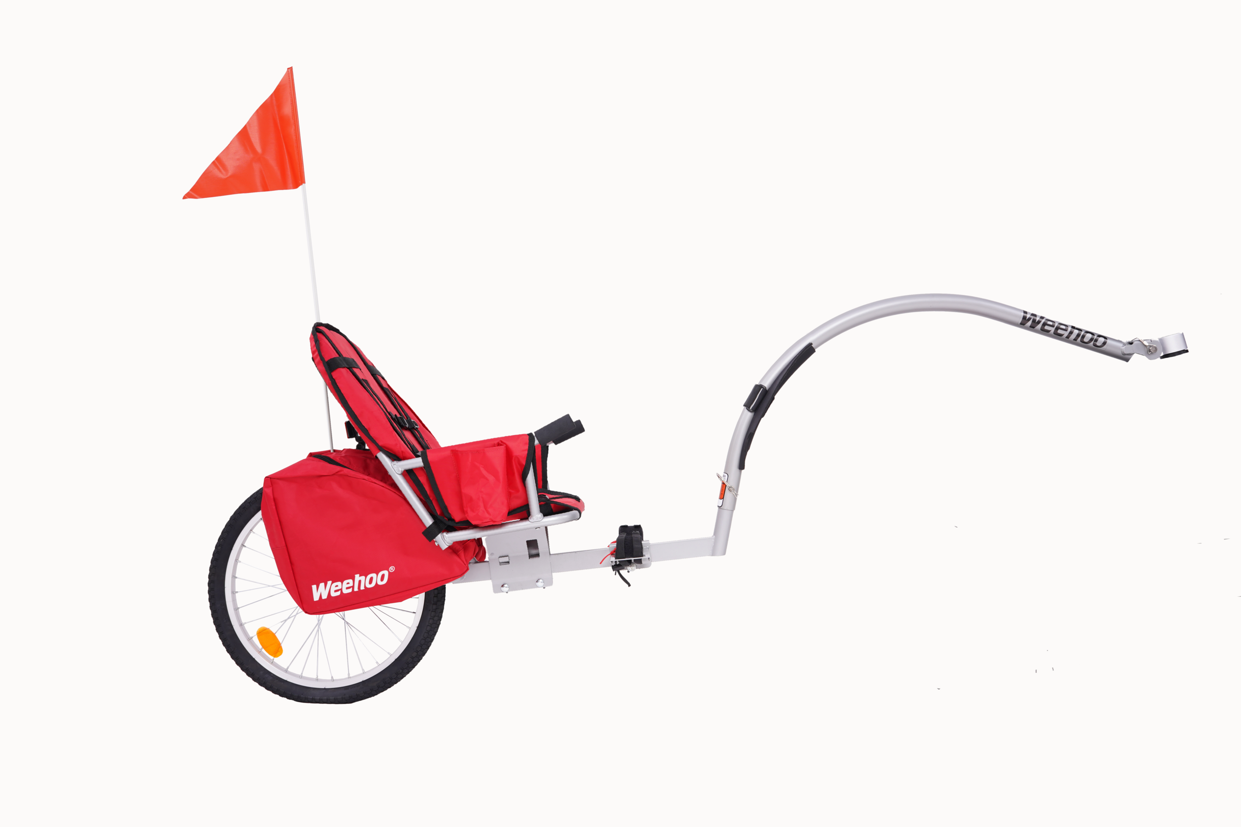 Weehoo BLAST Bike Trailer — Weehoo Kid Bike Trailers | Trailer Bikes |  Bicycle Trailers