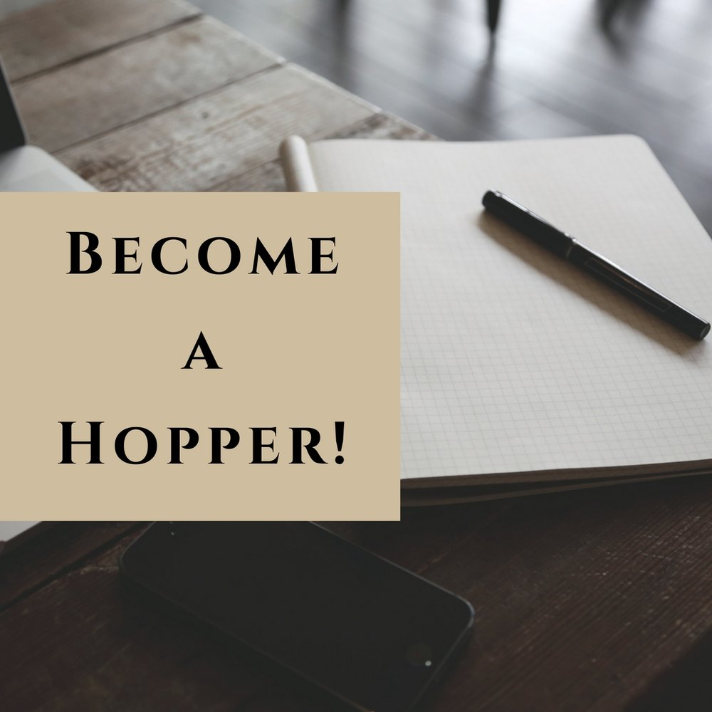 Become a Hopper!