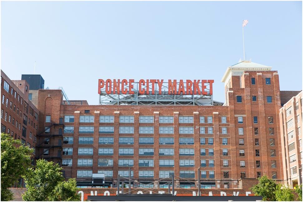 Ponce City Market in Atlanta, Georgia