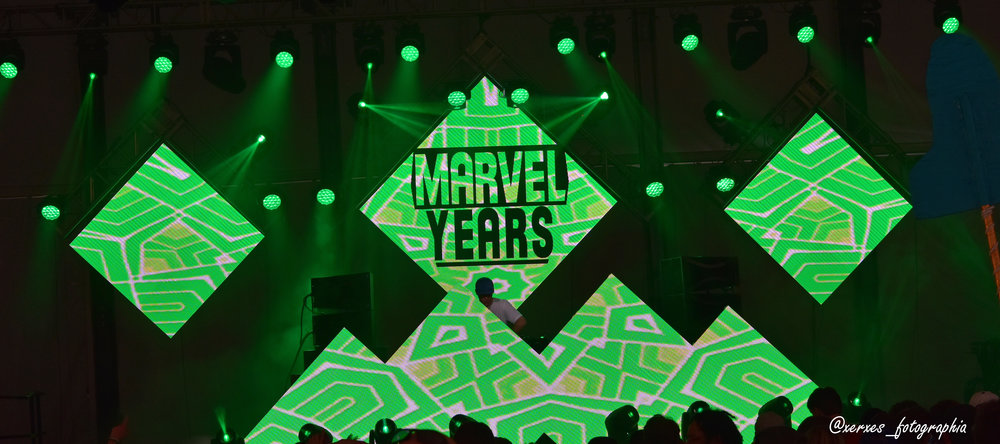 Marvel Years