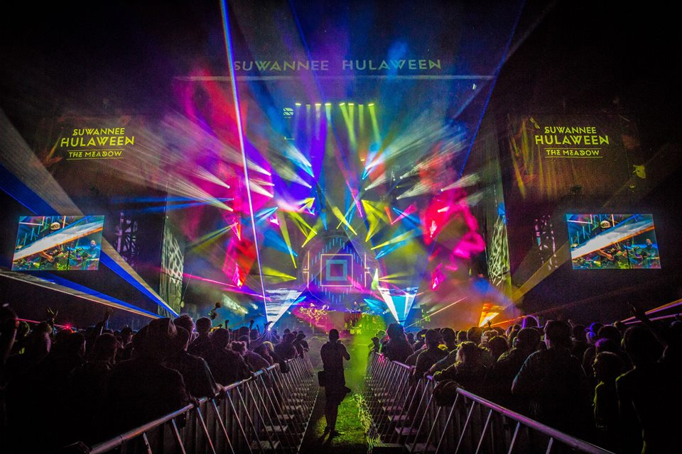 Suwannee Hulaween - Photo courtesy of Suwannee Hulaween and Silver Wrapper Productions
