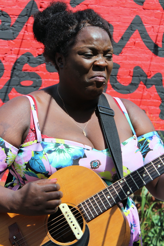 Yola Carter at Bootleg Brunch
