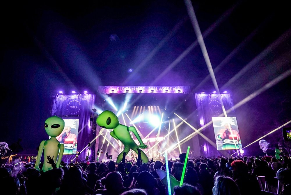 Image courtesy of Mandi Nulph at Suwannee Hulaween 2018