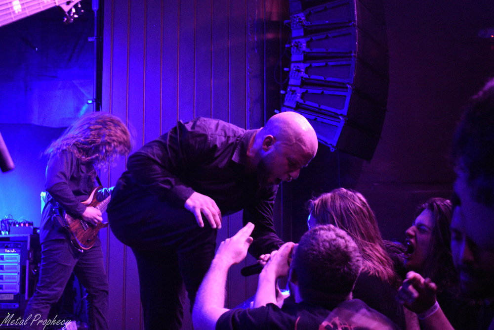 Rivers of Nihil at The Masquerade(Hell)