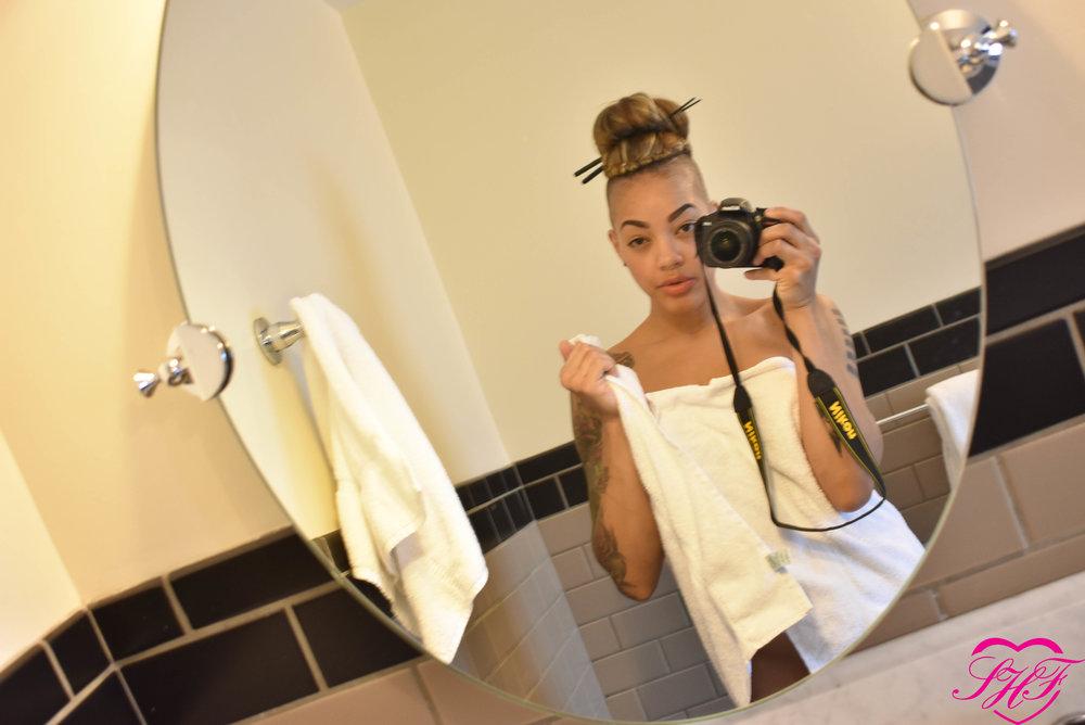 Yellowstone Hotel by Sydni