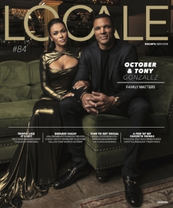 LOCALE Magazine #84 OC October Escape Edition issue