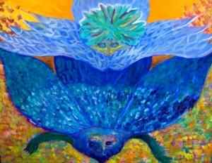 Artwork: Janice Gellar, MA, LPC
