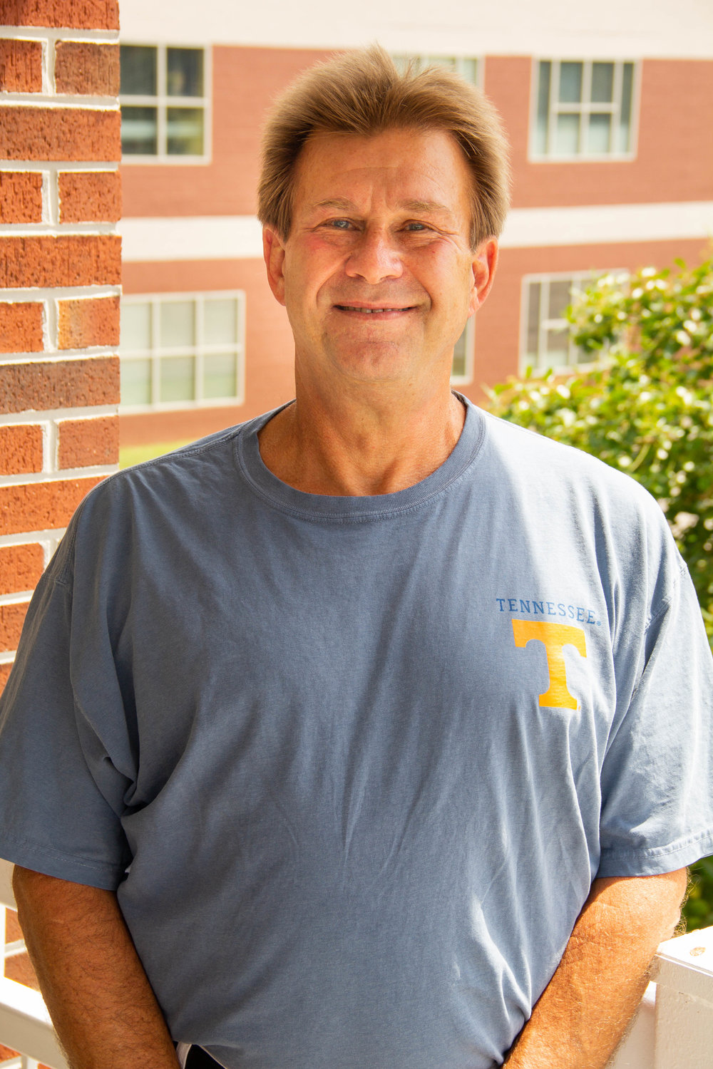 Craig Sweat - Maintenance Staff
