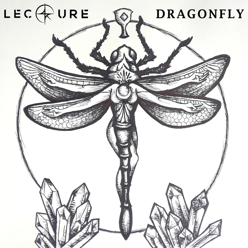 Dragonfly by Lecture