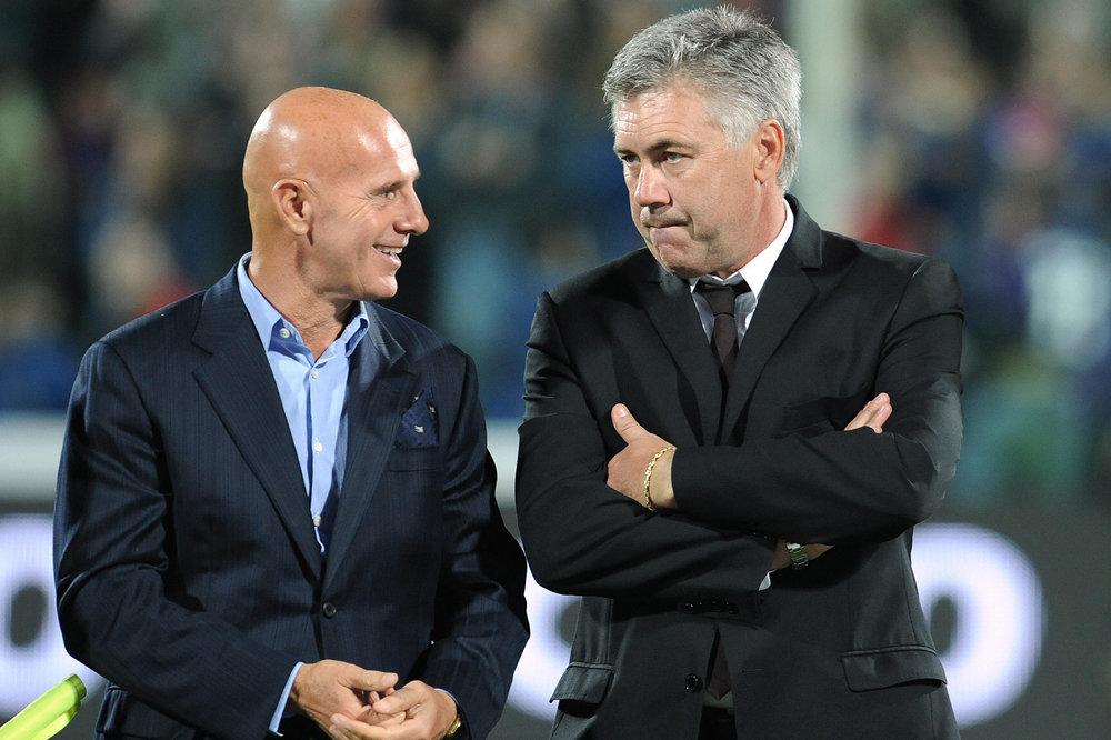 Sacchi and Ancelotti