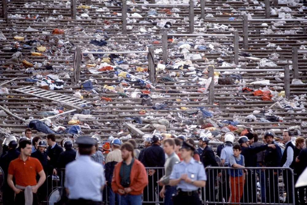 Heysel Disaster of '85