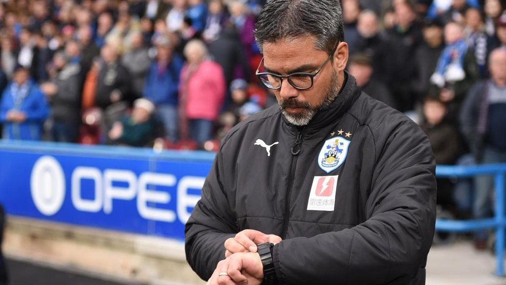 Having recently sacked manager David Wagner, Huddersfield will hope their match against Manchester City finishes quickly.