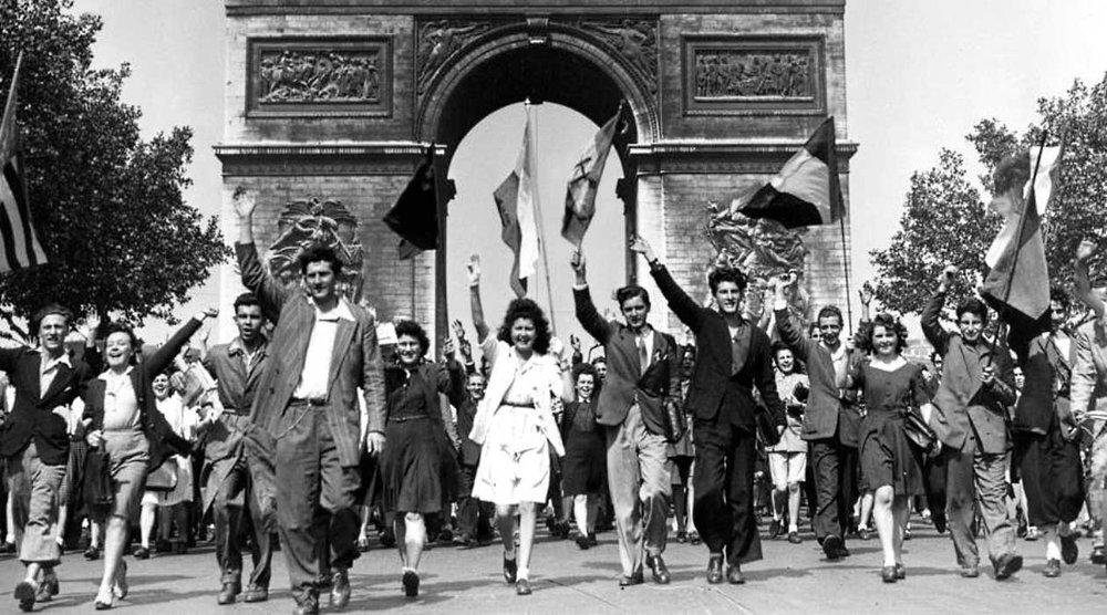 Liberation of Paris - 1944