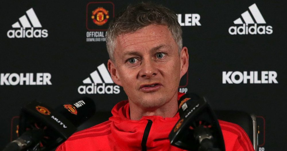 Solskjaer has won 8 from 8 in his short time at Old Trafford.
