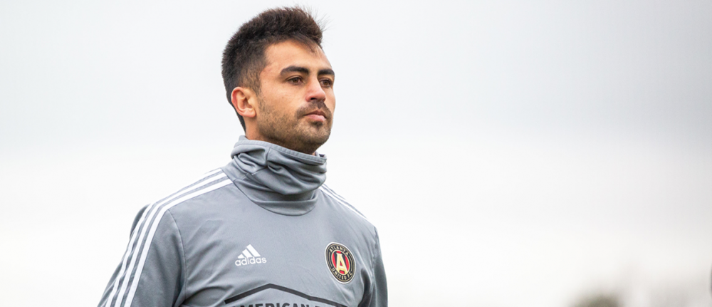 "Gonzalo ""Pity"" Martinez plans to use MLS as a springboard to future success."