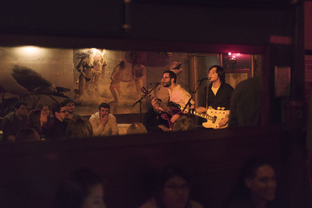 The Break Lights at Pianos in Brooklyn, NY