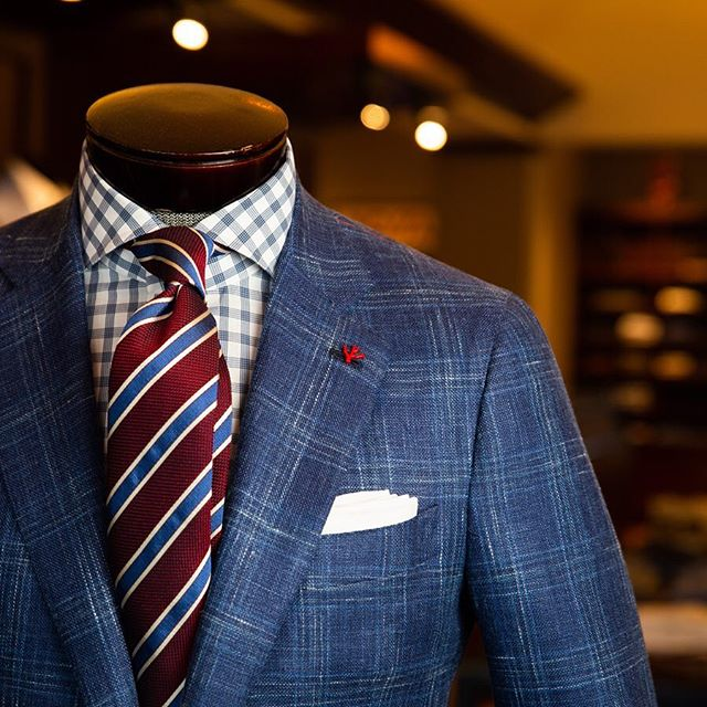 We're getting ready for our trunk show this Friday and Saturday with @isaia! Come in and experience a fresh take on Italian clothing and sportswear with their national sales manager.  #vsco #vscocam #menswear #mensstyle #mensfashion #Italianstyle #italianfashion #charlottefashion #cltfashion #charlottesgotalot #704lifestyle #boutique #mensboutique #cltboutique #haberdashers #charlotte #charlottenc #springstyle #springfashion