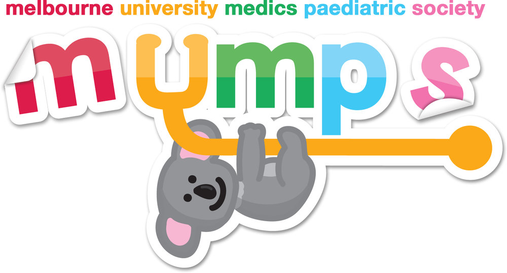 Melbourne University Medics Paediatric Society (MUMPS) - MUMPS is a paediatric special interest group dedicated to fostering a passion for paediatrics for all students at the Melbourne Medical School.