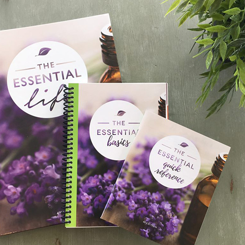 THE ESSENTIAL LIFE - The ultimate resource for how and when to use dōTERRA essential oils.