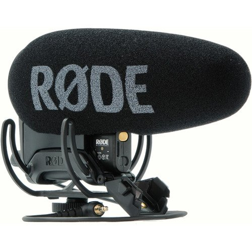 Rode Video Mic Pro - Vlog Audio