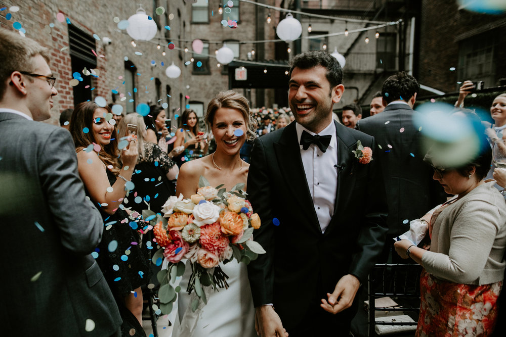 teresa & firas - NYC WEDDING