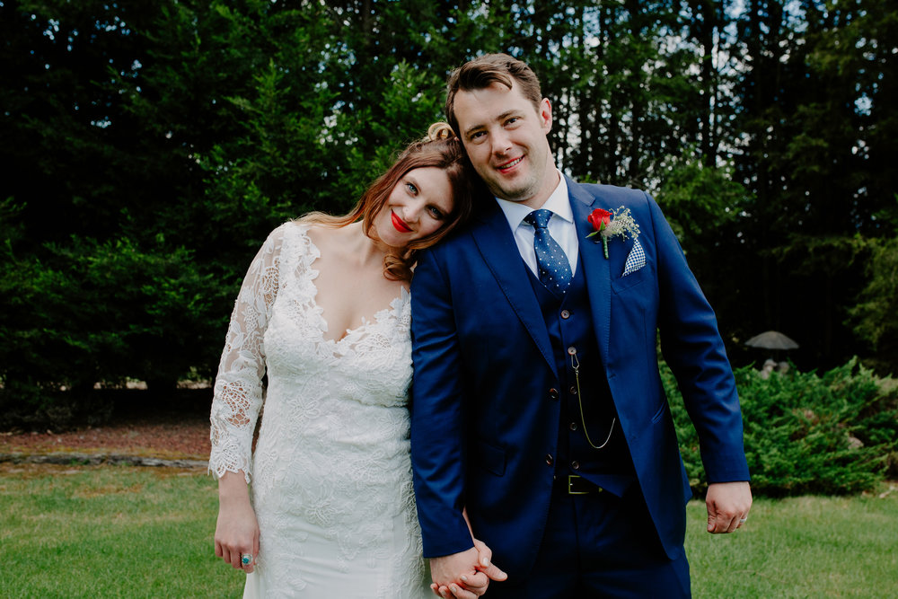 Izzy & Peter - BLUE MOUNTAINS WEDDING