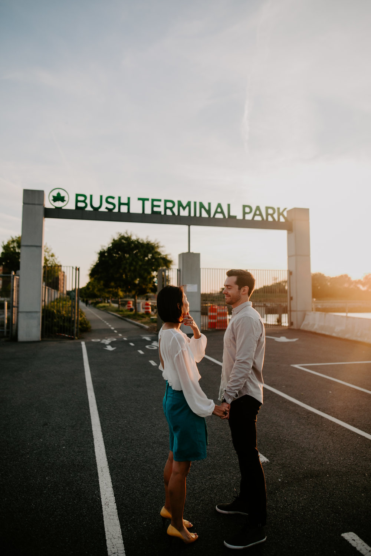 MagliaRose_BushTerminalPark_NYC_SusanAlex_Engagement-36.jpg